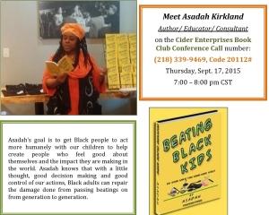 Asadah K. Author-pg
