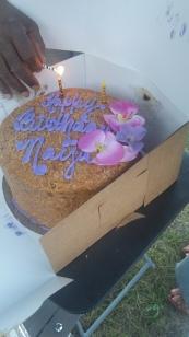 Naija's Birthday Cake