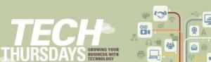 Tech Thursday logo